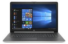 "HP 17-ca1027na 17.3"" (256GB SSD + 1TB HDD, AMD Ryzen 5 2nd Gen., 3.70 GHz, 16GB) Laptop - Natural Silver - 6QF60EA#ABU"