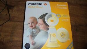 Medela  swing flex electric 2 phase breast pump,,