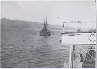 Dreadnought Rusa Cesarewitch Barco Militar Rusia Vigo Vintage Plata Mars 1907