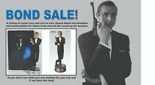 James Bond 007 Sideshow Collectibles 1/4 Scale Statue Sean Connery Black Tux