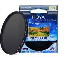 58mm HOYA Pro1 Digital CPL CIRCULAR Polarizer Camera Lens Filter for SLR Camera
