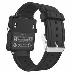MoKo Garmin Vivoactive Watch Cinturino, Braccialetto di ricambio in Silicone