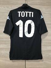 Italy Italia 2002 Totti #10 Home Football Soccer Kappa Shirt Jersey Maglia sz XL