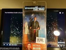 Hitchhiker's Guide To The Galaxy Movie - Arthur With Towel Reel Toys Neca -MONC)