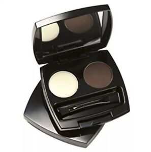 Avon Mark Perfect Eyebrow Kit In SOFT BROWN