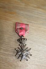 ANCIENNE MEDAILLE MILITAIRE  (REF B14)
