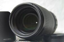 Nikon AF-S NIKKOR 70-300mm f/4.5-5.6 G SWM VR ED IF Zoom Lens SN2173634