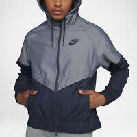 NEW Nike Sportswear Windrunner in Obsidian - Size XL  #NA417