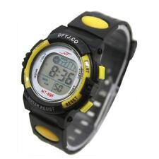 2017 Sale Girl Boy LED Light Date Digital Stainless Steel Sport Wrist Watch