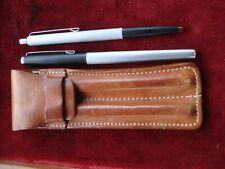 Schreibset Montblanc, Kugelschreiber und Patronenfüller