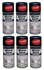 Remington Electric Shaver Lubricant Spray SP4 SP-4 - 6 Pack
