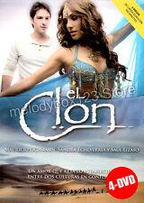 El Clon Telenovela Box 4-DVD Sandra Echeverria NEW & ORIGINAL