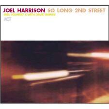 Joel Harrison-così Long 2nd Street -- CD NUOVO & OVP