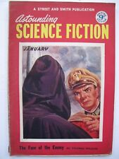 UK Pulp Mag – ASTOUNDING SCIENCE FICTION Jan, 1953