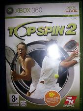 Top Spin 2 (MICROSOFT XBOX 360, 2006)