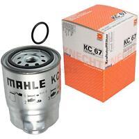 Original MAHLE Kraftstofffilter KC 67 Fuel Filter