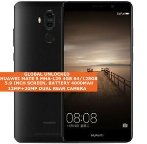 Huawei Mate 9 Smartphones For Sale Shop New Used Cell Phones Ebay