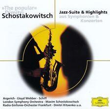 SCHOSTAKOWITSCH : JAZZ-SUITE & HIGHLIGHTS / CD
