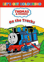 Let's Get Colouring Thomas & Friends on the Tracks, Dean, Very Good Book