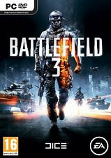 BATTLEFIELD 3 (PC-DVD) NEW SEALED