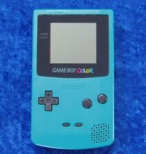 Nintendo GameBoy Color in Türkise, Top Zustand
