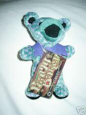 GRATEFUL DEAD BEAN BEAR PEARLY BAKER  3rd edition  Rare