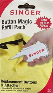 Vintage Singer Button Magic refill pack #01932