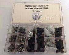 OREGON SILVER STREAK METRIC HEX CAP SCREW & NUT SET 08-240 - CONTAINS 225 PIECES