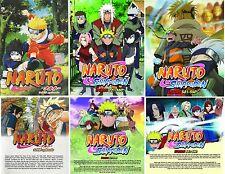 Anime DVD Shippuden Naruto Vol 1 - 540 Animation ENGLISH AUDIO 3 Box Sets