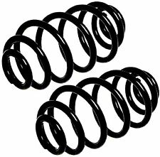 2x Saab 9-3 YS3F Rear Coil Spring With Sports Suspension 2002-2016 Estate