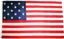 American War 1812  Stars & Stripes 15 Star Spangled Banner Flag 5x3 Foot New