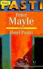 Hotel Pastis von Peter Mayle | Buch | Zustand gut