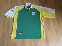 Pony NOTTINGHAMSHIRE County Cricket Club SPINDLEY on Back Shirt ADULT Size L
