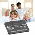 Audio AUX Car Cassette Tape Adapter Converter 3.5 MM for iPhone iPod MP3 CD BN