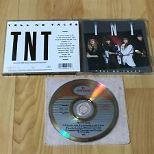 TNT - Tell No Tales [1CD, US Mercury Press] 830 979-2 Q-1