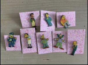 The Simpsons Collectors Pins 2006 Bundle Lot