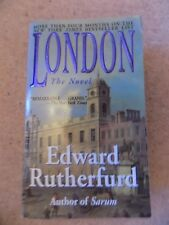 London Edward Rutherfurd 1998 Paperback Book b