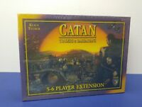 Catan: Traders & Barbarians 5-6 Player Extension Expansion 4th Edition - New