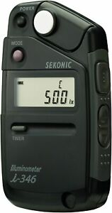 Sekonic Illuminometer i-346 Light Meter
