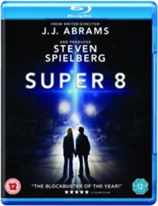 Jessica Tuck, Zach Mills-Super 8 Blu-ray NEW