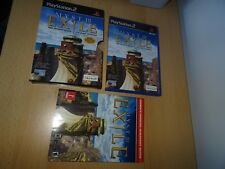 Myst III + Prima Strategy Guide édition spéciale ps2 (Playstation 2) PAL
