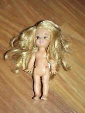 Nude Blonde Kelly Doll
