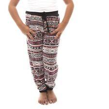 Pantalons rouge pour fille de 2 à 16 ans