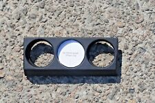 RARE VDO 52mm Gauge panel for Votex console VW GOLF MK2 JETTA GTI 16V G6