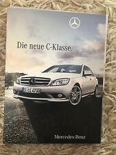 Mercedes-Benz DVD C-Klasse W204 2007