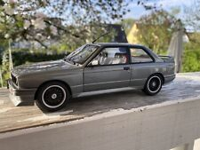 AUTOart 1:18 BMW M3 e30 Cecotto #70567 by RACEFACE-MODELCARS