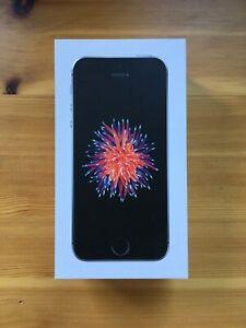 Apple iPhone SE - 64GB - Space Gray (Verizon) A1662 (CDMA + GSM) 6 (Read)