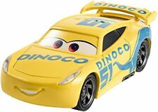 Disney Cars 3 Dinoco Cruz Ramirez (variant vitre Ar) Voiture Mattel Série 1/55