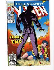 """Uncanny X-Men #297 1992 """"Song's End"""" Marvel Comics NM 9.2-(or betterWhite Pages)"""