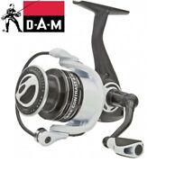 DAM Quick Contrast Front Drag Spinning Freshwater Reel Small Trout Perch Pike